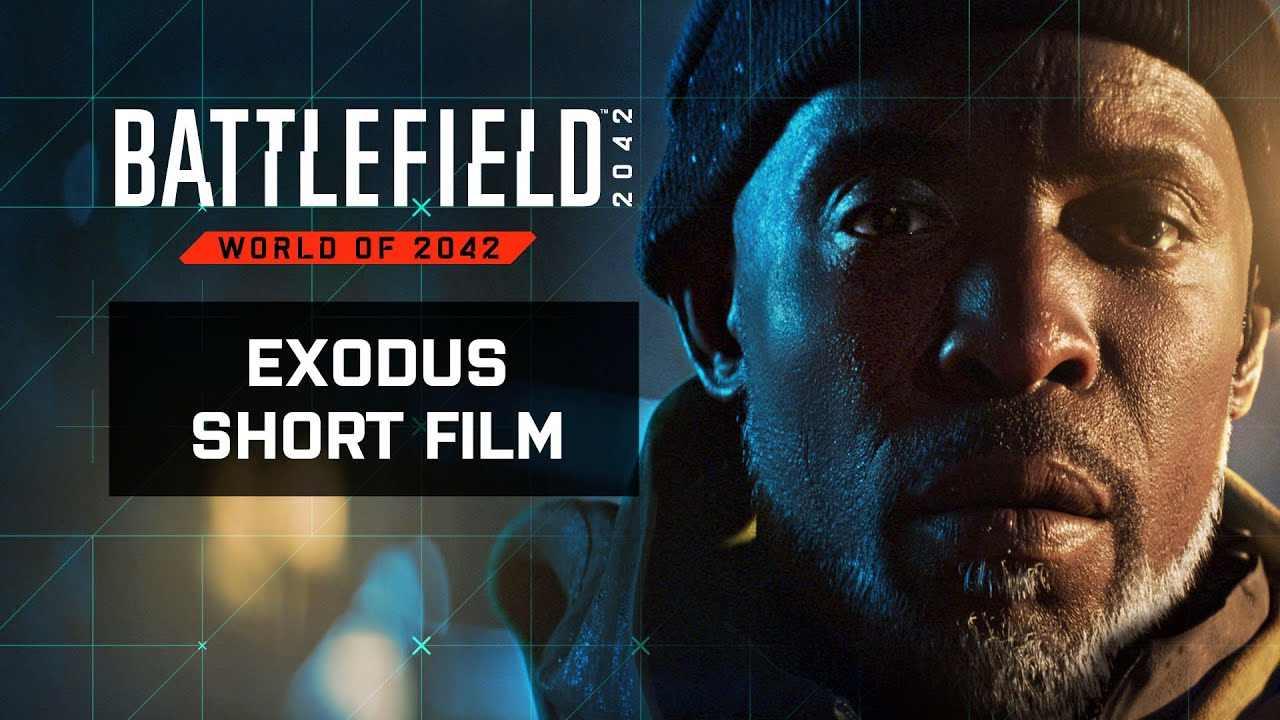 شخصیت های Battlefield 4 در فیلم کوتاه Battlefield 2042 Exodus!