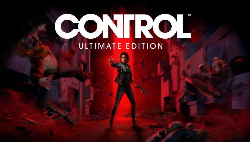 Control Ultimate Edition - بازی های شوتر برتر PS5-