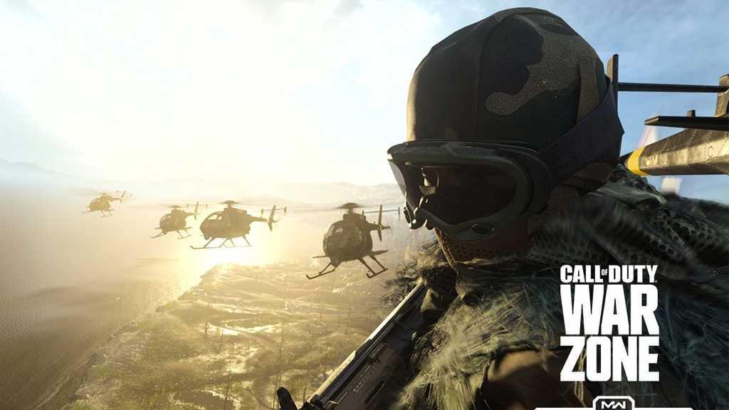 Call of Duty Warzone - بازی های شوتر برتر PS5