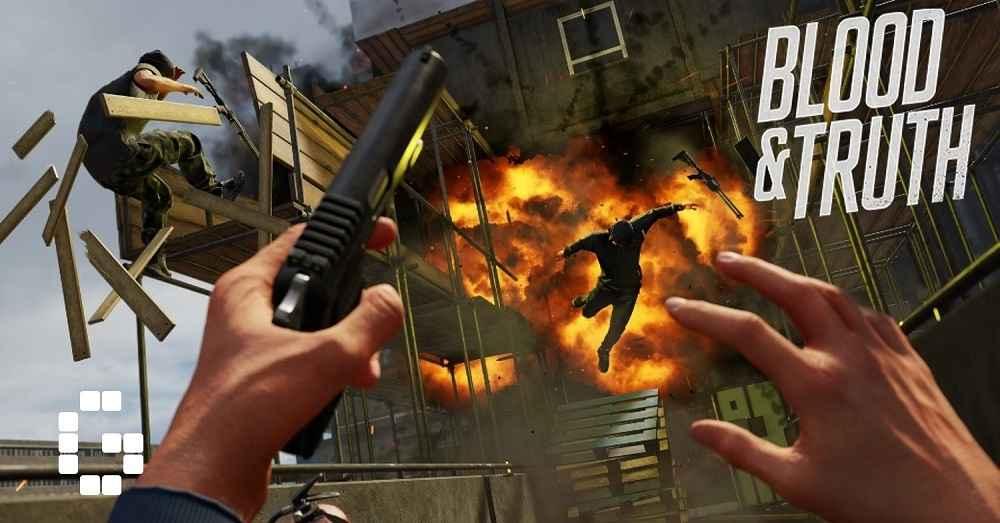 بهترین بازی های VR در 2021
