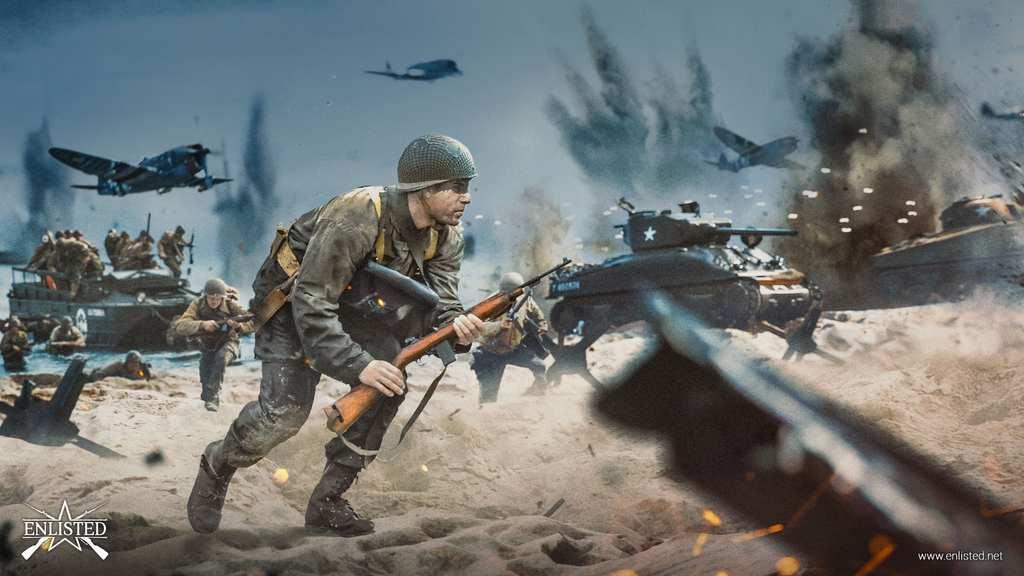 بهترین بازی های جنگ جهانی دوم برای کامپیوتر/کنسول