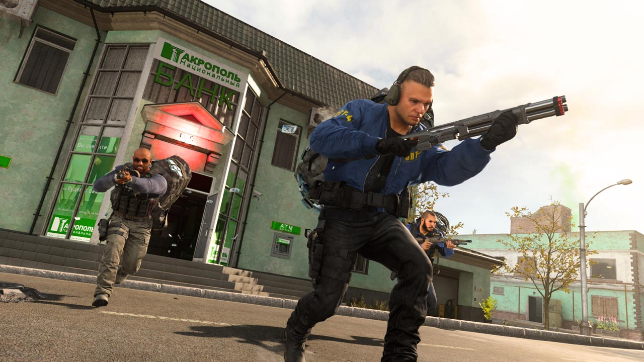 معرفی کامل Call of Duty Warzone + مود های آن
