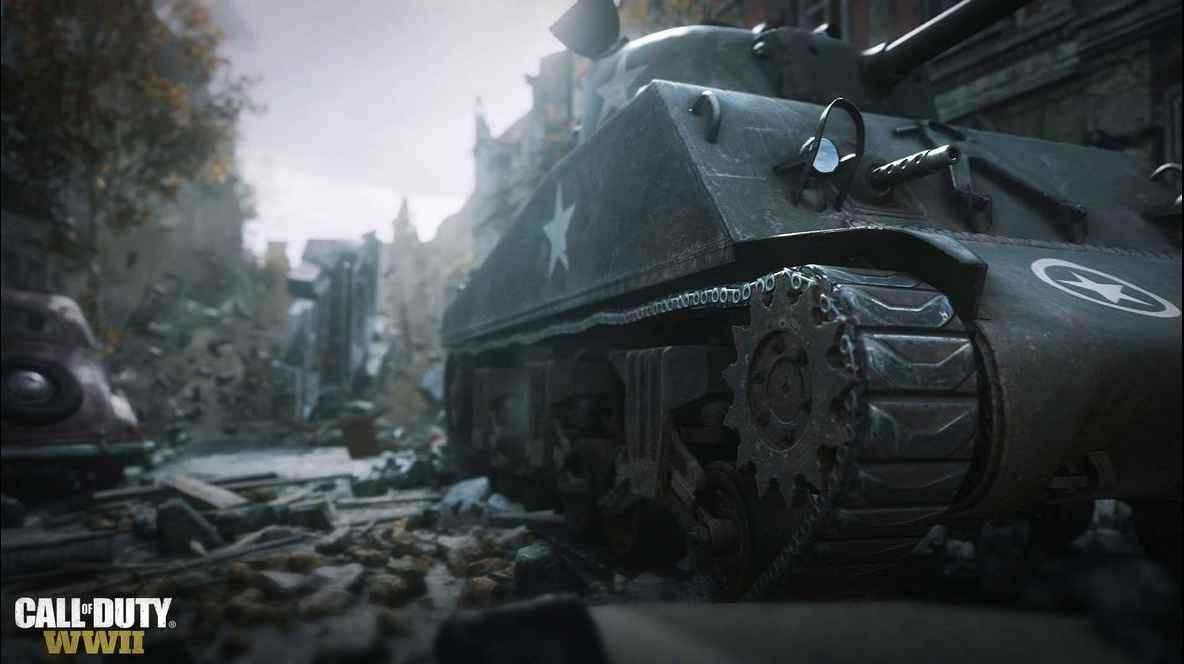 رفع خطای Call of Duty WWII SP has stopped working