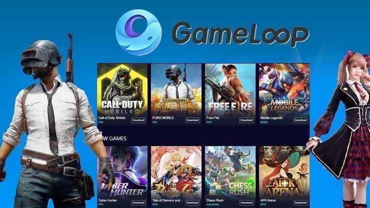 رفع مشکلات GameLoop