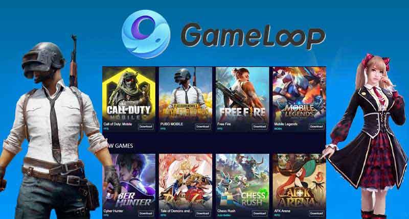 دانلود شبیه ساز GameLoop