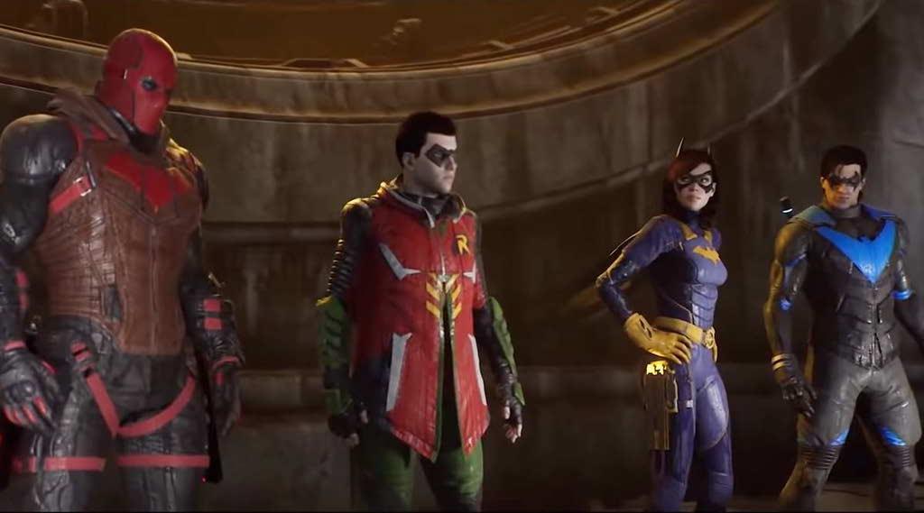 سیستم مورد نیاز و پیشنهادی Gotham Knights
