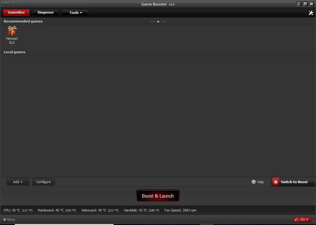 دانلود IObit Game Booster