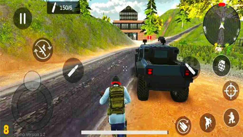 5 بازی آفلاین مانند پابجی موبایل برای گوشی ضعیف