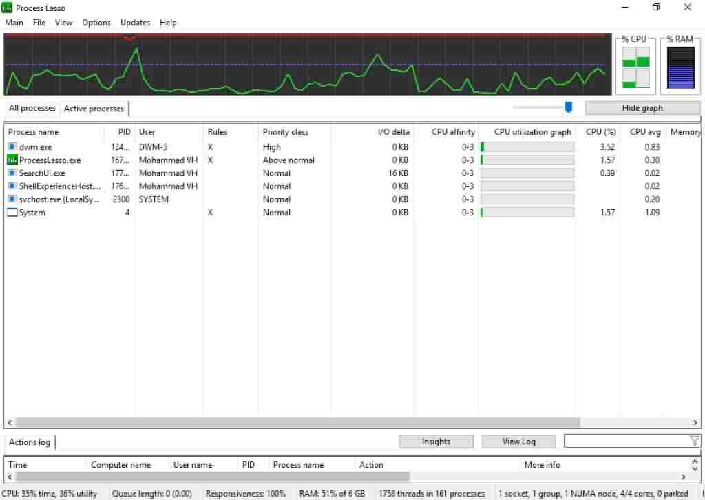 بهینه سازی گیم لوپ برای اجرای بهتر و کاهش لگ/افت فریم