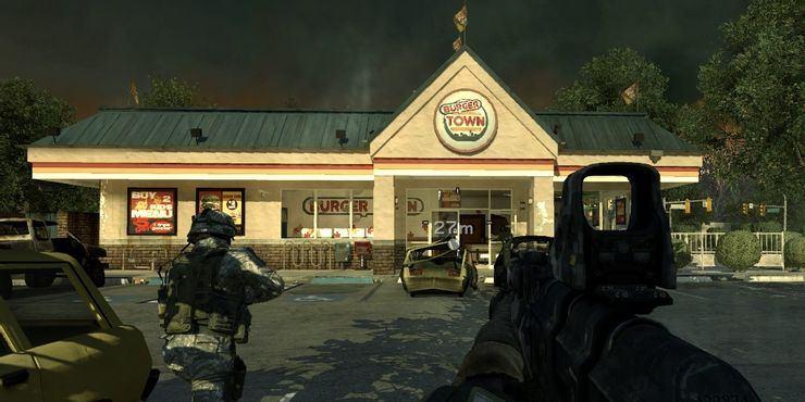 ساندوویجیهای burger town