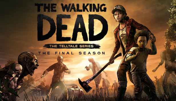 بازی زامبی The Walking Dead-The Final Season