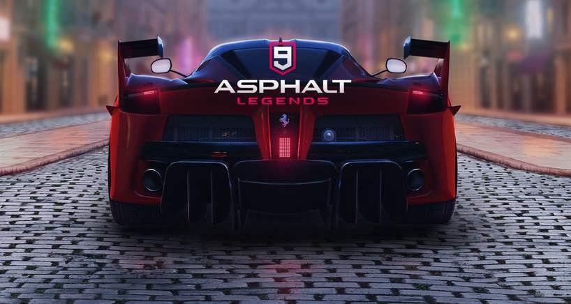 Asphalt 9: Legends یکی از محبوب ترین بازی های موبایل در دوران قرنطینه