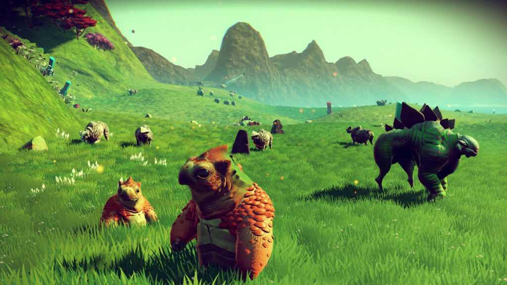 معرفی بازی کشاورزی No Man's Sky برای PS4