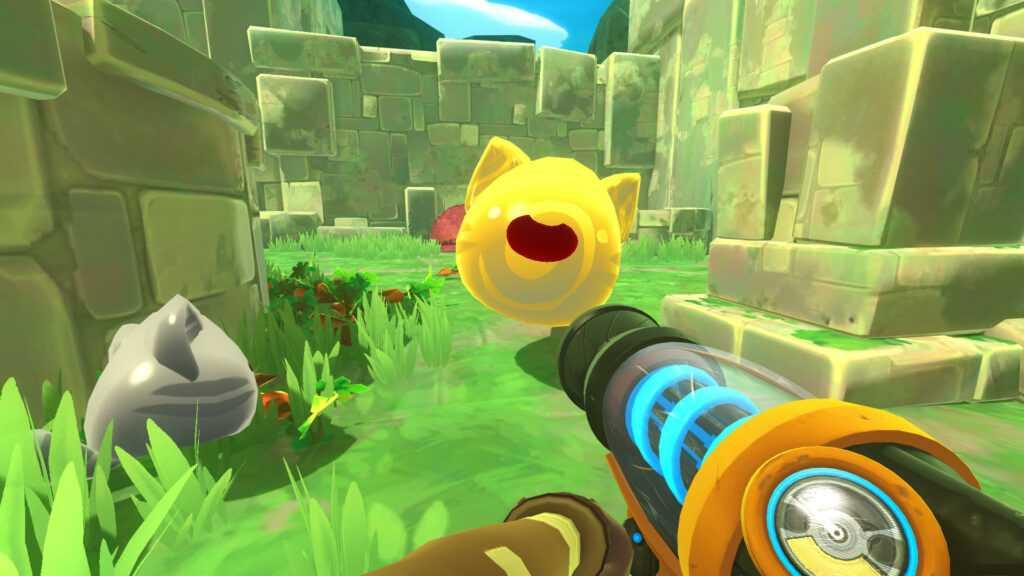 معرفی بازی کشاورزی Slime Rancher برای PS4