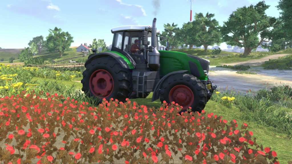 معرفی بازی کشاورزی Farmer's Dynasty برای PS4