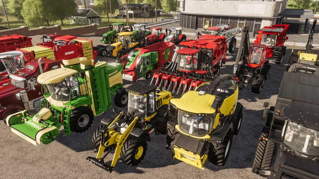 معرفی بازی کشاورزی Farming Simulator برای PS4