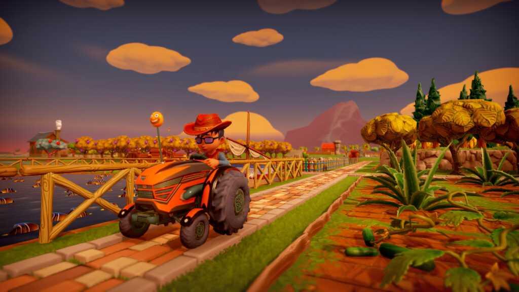 معرفی بازی Farm Together در سبک کشاورزی برای PS4