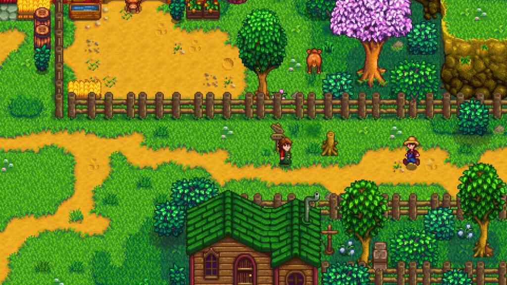 معرفی بازی Stardew Valley در سبک کشاورزی برای PS4