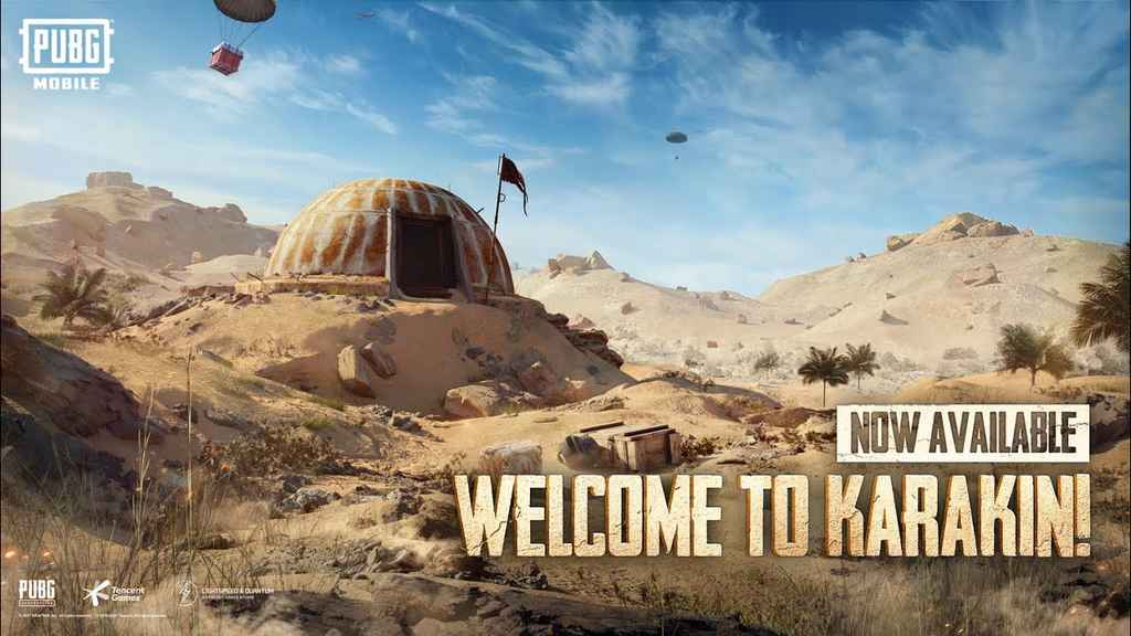 5 مکان عالی برای لوت در مپ کاراکین (Karakin)