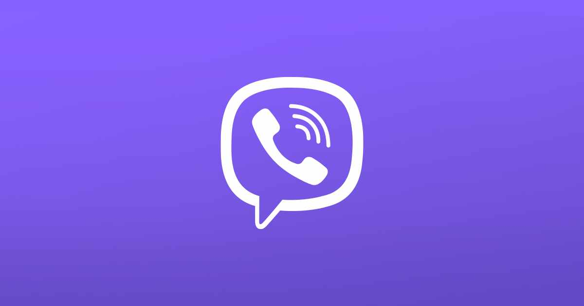 Viber برای تماس صوتی و تصویری