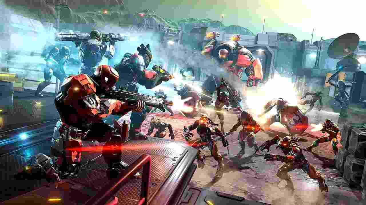 دانلود بازی Shadowgun Legends برای اندروید و آی او اس