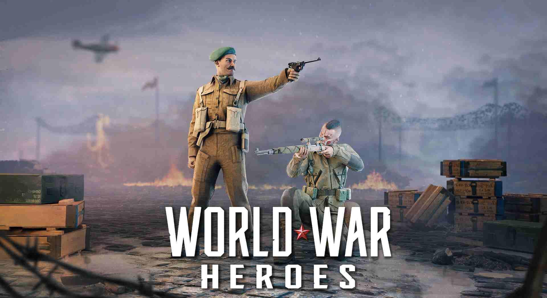 دانلود بازی World War Heroes برای اندروید و آی او اس