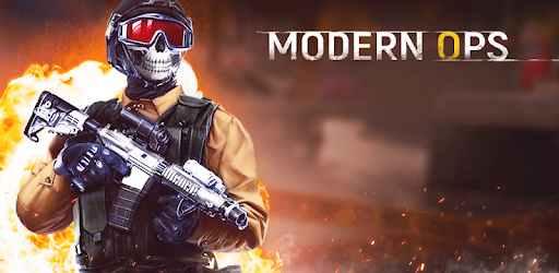 دانلود بازی Modern Ops برای اندروید و آی او اس