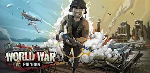 دانلود بازی World War Polygon برای اندروید و آی او اس