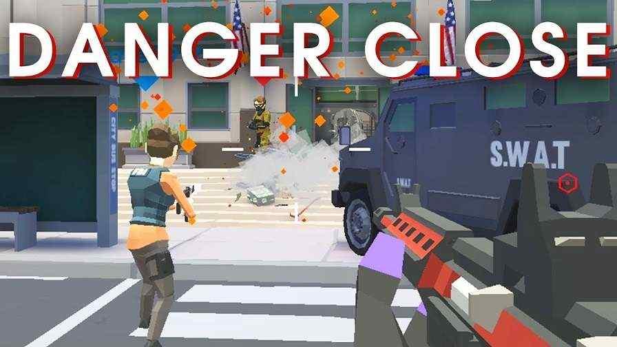 دانلود بازی Danger Close برای اندروید و آی او اس