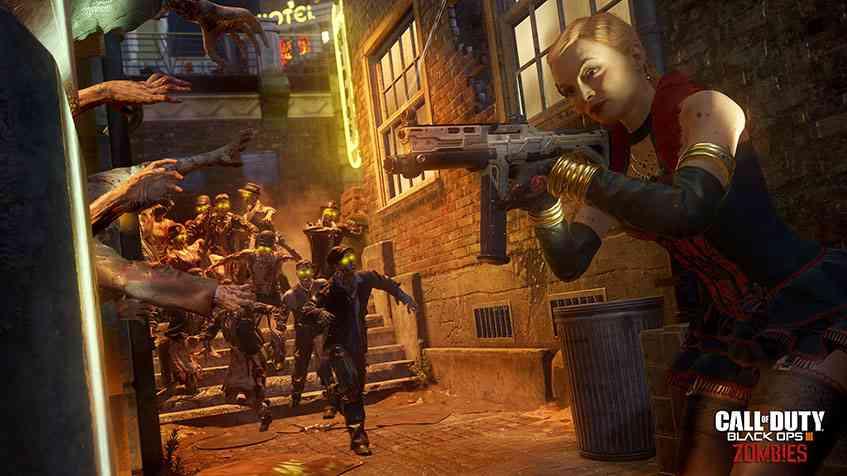 بازی Call of Duty Black Ops 3 Zombies