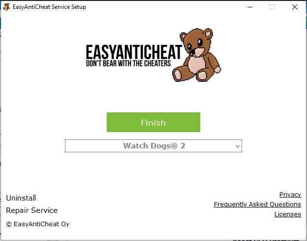رفع مشکل Entry Point در Watch dogs 2