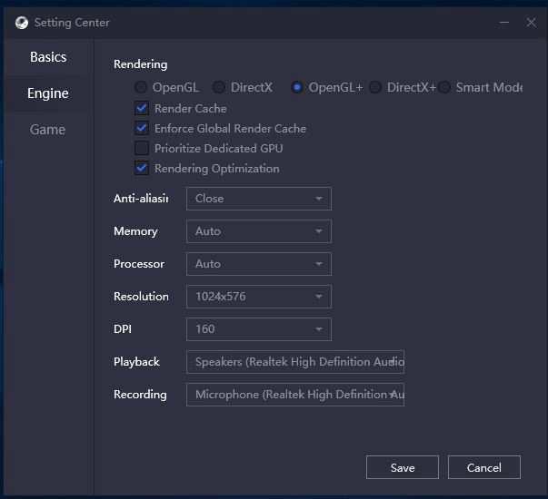 تنظیمات گیم لوپ برای اجرای بهتر پابجی موبایل