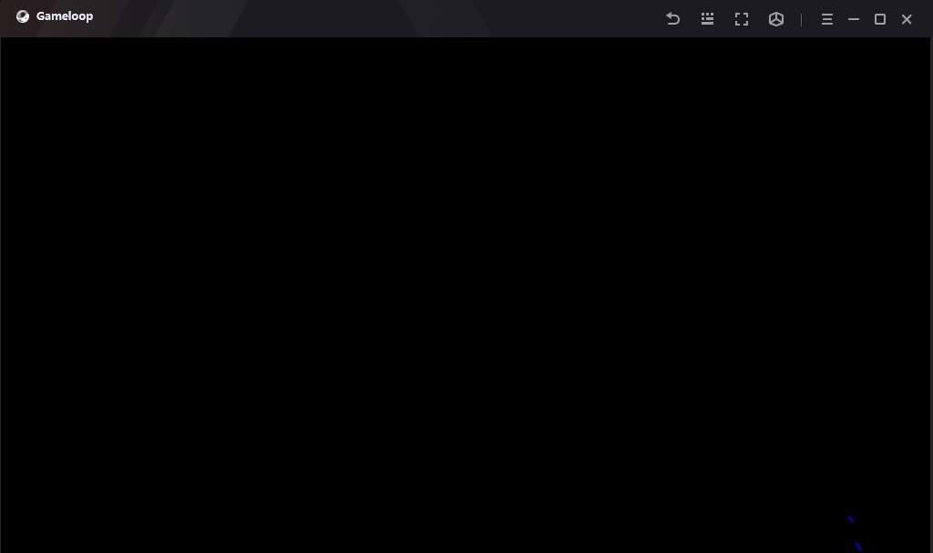 مشکل سیاهی صفحه ابتدای اجرای فری فایر در گیم لوپ