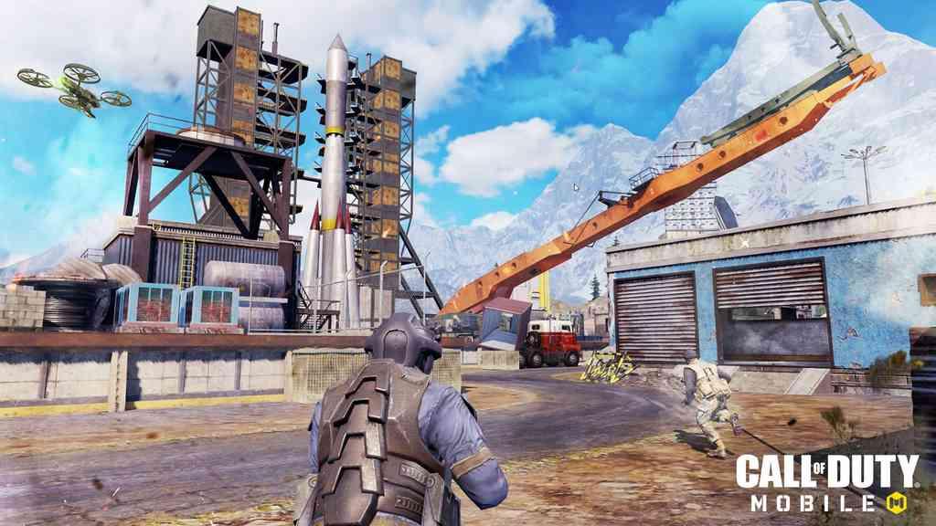 بررسی تنظیمات لوت Call of Duty Mobile