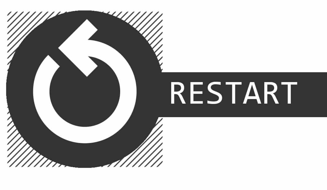 ریستارت کردن روتر برای بهتر شدن اتصال