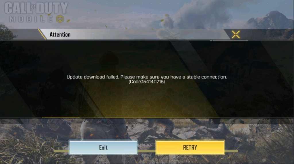 رفع مشکل Update Download Faleid